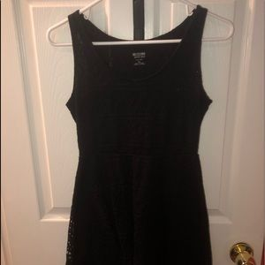 Causal Black dress